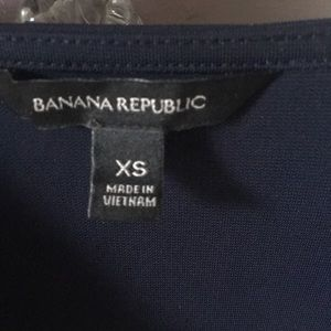 Banana republic sleeveless blouse